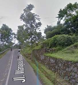 Dijual Murah Tanah Pinggir Jalan Raya Bojong Wanayasa Purwakarta