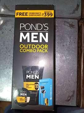 Pond's men brand new seal pack