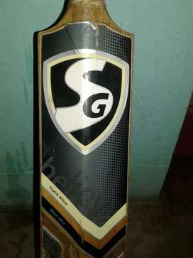 Sg bat English willow in dues bat only 999