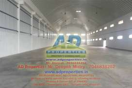 18000 Sq. Ft. Factory for Rent in Silvassa