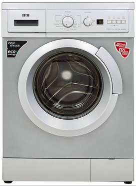 IFB 7 kg Fully-Automatic Front Loading Washing Machine (Serena Aqua SX