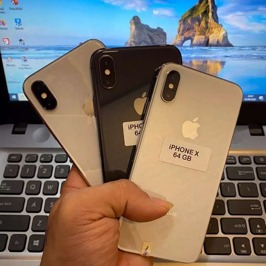 Apple iphone x 64gb 0