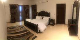 One kanal Full Furnished house in DHA for rent  on daily/weekly basis