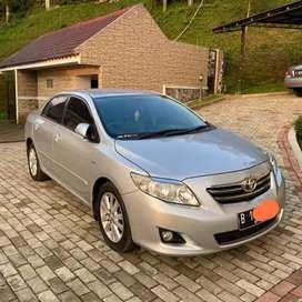 Corolla altis 2010 G matic