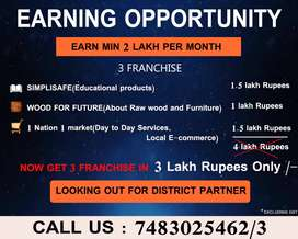 BUSINESS FRANCHISE OPPORTUNITY