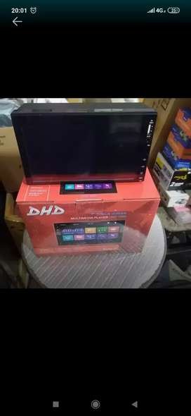 Tv mp 5 semi android full glass bt ( Megah top )