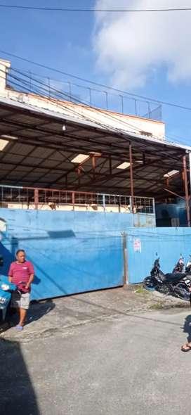 Lahan Dan bangunan bengkel dijual