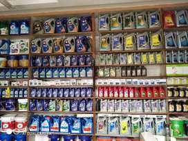 Lubricant Store