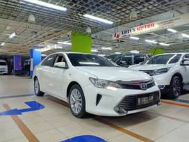 Toyota Camry G 2.5 Automatic Triptonik 2016