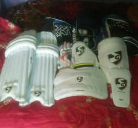 SG SPORTS CRICKET  KIT BAG 15+