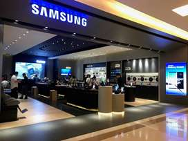 Need ( 5 ) Candidates in Sumsung store for fresher / exp. candidates