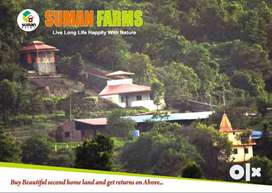 Get the GOLD COIN on booking plot in DIWALI @ SUMAN FARMS