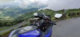 Yamaha r15 v3..with good condition