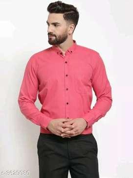 Men's cotton full sleeve shirt