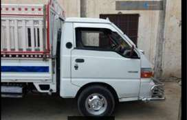 hyundai shehzore 2005 on easy installment