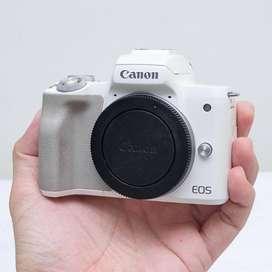 Canon EOS M50 WIFI Body Fullset