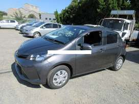 toyota vitz f 1.0 2016easy 10% installment
