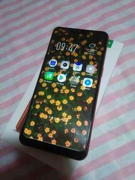 Oppo A3s Merah Fullset 2/16 GB Nego