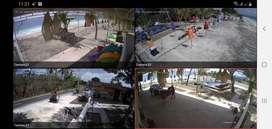 CCTV terkomplit dan termurah  cctv 2mp 2ch  dengan spek lengkap
