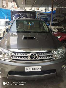 Toyota Fortuner 4x4 MT Limited Edition, 2009, Diesel