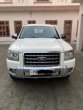 Ford Endeavour top edition model all orignal bumper to bumper 2keys