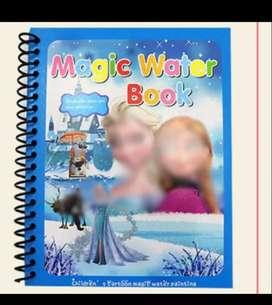 MAGIC WATER BOOK BUKU MEWARNAI ANAK