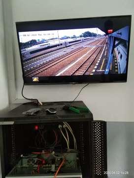 Paket CCTV HIKVISION FULL HD 1080P