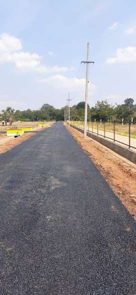 Well developed layout @ Near elavala,Mysore