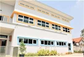 Disewakan gedung bekas sekolah (komersial) cipete dengan harga murah