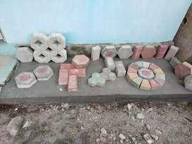 Menjual aneka paving block termurah