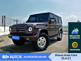 [OLXAutos] Mercedes Benz G300 1994 GE 3.0 Ungu #Shava