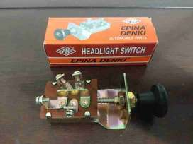 Imported Twin Point Pull Light Switch Button Car Jeep Dashboard