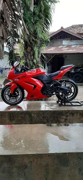 Motor di jual ninja 250