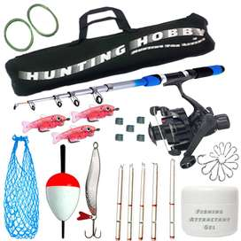 Fishing 7 Feet With Complete Kit.