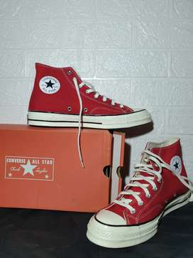 Converse Classic Red All Star Chuck Taylor size 44