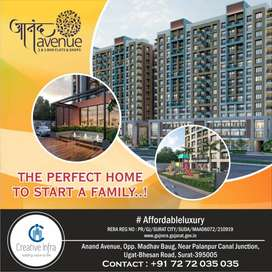 #At Anand Avenue% only ₹51000 Pay/  Book 2BHK flat