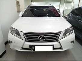 Lexus RX270 Automatic 2013 mulus terawat