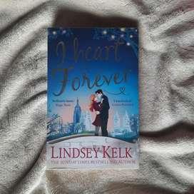Novel series english i heart forever