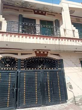 5 Marla house Babar Colony for rent