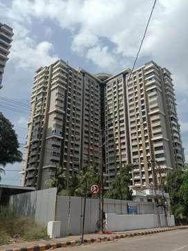 Semi furnished two bedroom apartment in kadri