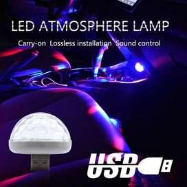 Led Disco Super Mini 5V USB Malang Kota Gratis Antar