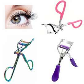 Eyelash Curler Makeup Tools-Nature Eye Lashes Tweezers Curler Style