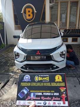 REDAM Limbung & AWETKAN shockbreaker mobil dgn pasang BALANCE DAMPER