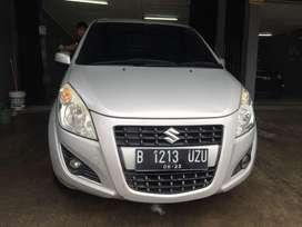 Suzuki Splash GL 1.2 Matic 2013