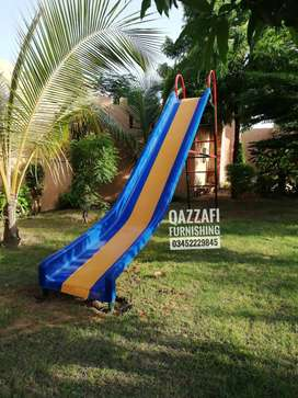 farmhouse kids playing units slides seesaw swings schools outdoor park