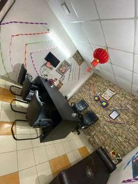 250sqfeet fully furnish office near hero bakery chownk sarabha nagar