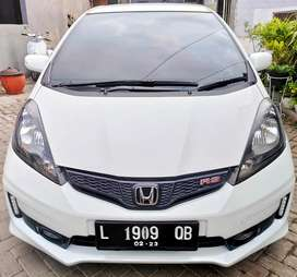 Honda Jazz RS AT 2013 Facelift Tangan Pertama Mulus