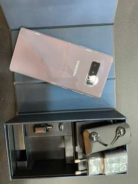 Samsung Note 8 Single Sim PTA Approved