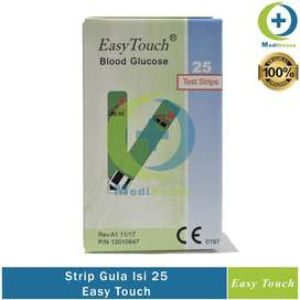 Strip Gula Darah Easy Touch Glucose EasyTouch