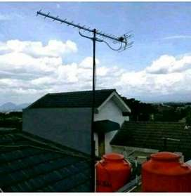 Spesialis instalasi pasang parabola dan antena TV digital